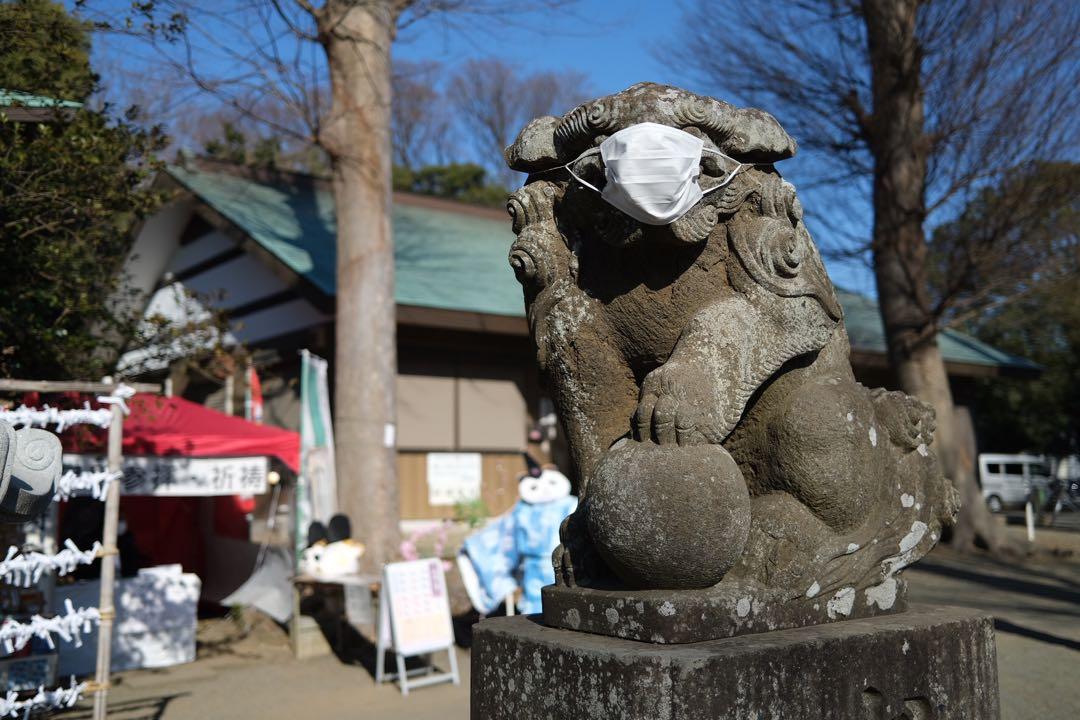 有鹿神社2