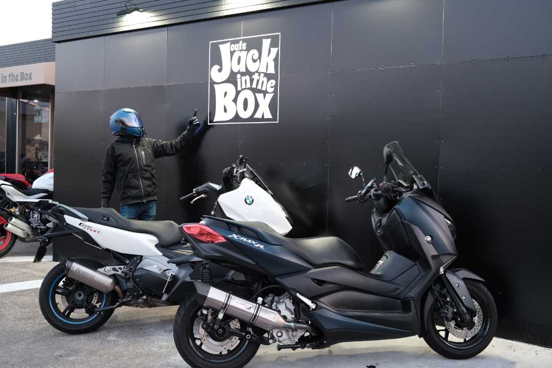 Cafe Jack in the Box ライダーズカフェ(旧カフェジョウレン)3