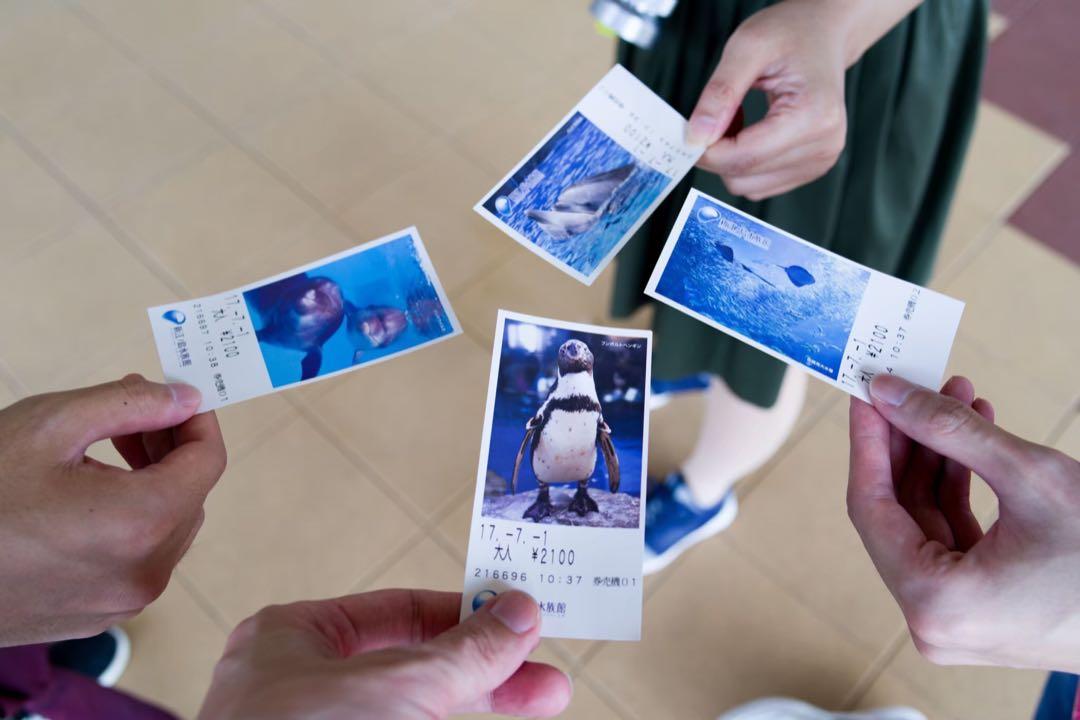 新江ノ島水族館1