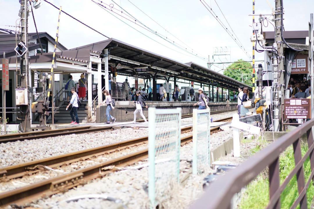 北鎌倉駅0